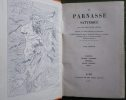 Le Parnasse Satyrique du dix-neuvième siècle. Recueil de vers piquants et gaillards par MM. de Béranger, V. Hugo, E. Deschamps, A. Barbier, A. de ...