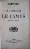 La Succession Le Camus (Misères de la vie domestique).. CHAMPFLEURY (HUSSON (Jules), dit).