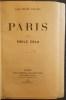 """Paris.. --Exemplaire sur Papier parcheminé """"Peau de Vélin""""-- ZOLA (Emile)."""