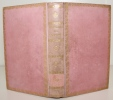Le Chansonnier des Grâces, pour 1826. Avec les Airs nouveaux gravés.. [Almanach - Chansons].