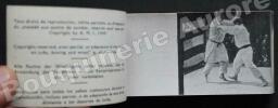 """7. Kata-Guruma.5"""" dan 1925 Tokyo. [Folioscope - Flip Book] - FILMS JUDO."""