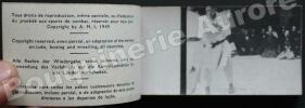 "6. Tomoe-Nage.3"" dan 1925 Tokyo.. [Folioscope - Flip Book] - FILMS JUDO."