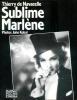 Sublime Marlène.Photographies de la collection de John Kobal.. NAVACELLE (Thierry de).