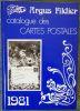 Argus Fildier - Catalogue des cartes postales.1981 - 6e année.. FILDIER (André).