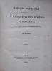 Cours de construction des ouvrages qui établissent la navigation des rivières et des canaux, professé à l'Ecole des Ponts et Chaussées de 1832 à ...