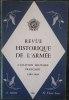 Revue historique de l'armée - Numéro hors série.L'aviation militaire française 1909 - 1969.. Collectif.