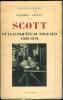 Scott et la conquête du Pôle Sud 1868 - 1912.. GWYNN (Stephen).