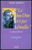 """""""Le bon Dieu n'a pas d'oreilles"""".Le roman d'une vie : Gauguin.. [GAUGUIN (Paul)] - BERRUER (Pierre)."""