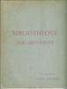 Bibliothèque Descamps-Scrive, Troisième partie : Livres modernes. Editions originales, très beau livres illustrés modernes : Galerie Georges Petit, ...