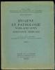 Hygiène et Pathologie Nord-Africaines, Assistance Médicale. Tome I.. RAYNAUD (Dr Lucien) - SOULIE (Dr Henri Soulié) - PICARD (Dr Paul).
