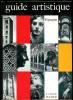 Guide artistique de l'Espagne.. MILICUA (José), avec la collaboration de.