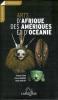 Arts d'Afrique, des Amériques et d'Océanie.. FEAU (Etienne) - MONGNE (Pascal) - BOULAY (Roger).