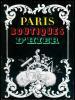 Paris boutiques d'hier.. [Catalogue d'exposition].