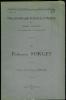 Le professeur Forget.. [Thèse Historique Médicale] - FRANTZ (Adolphe).