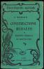 Constructions rurales. Principes généraux de Construction.. DANGUY (J.).