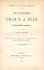 Rapport au nom d'une commission sur les pépinières Croux et Fils - Visite du 5 Août 1884.. ANDRE (Ed.), rapporteur.
