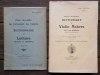 Critical & Documentary Dictionary of Violon Makers old and modern. Joint : Cote Actuelle des Instruments des Facteurs cités dans le Dictionnaire des ...