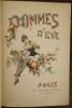 Pommes d'Eve - Douze contes en chemise par une jolie fille. Illustrations de Joseph Roy.. [PORTO RICHE (Georges de) ou MONNIER (Edouard)] - Une Jolie ...