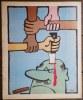 Satirix, La revue qu'on ne jette pas - Mensuel humoristique N°4 - Janvier 1972 - Siné...Catombe.. SINE (Maurice Sinet dit Siné).