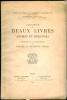 Catalogue de beaux livres anciens et modernes provenants de la bibliothèque de Madame la Duchesse SFORZA.. ***