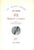 62 - Maquette à monter. Roman traduit de l'espagnol par Laure Guille-Bataillon.. CORTAZAR (Julio).