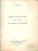Etude psychologique sur la vie de Charles Baudelaire.. [BAUDELAIRE (Charles)] - NUELLAS (E.).