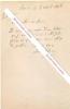 Deux Lettres autographes signées de Louis Blanc, journaliste, historien et homme politique.. Louis Jean Joseph BLANC (1811-1882) - Journaliste, ...