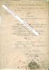 Décret signé de Cazot, Ministre de la Justice et Garde des Sceaux.. Théodore-Jules CAZOT (1821-1912) - Ministre de la Justice et Garde des Sceaux ...