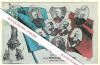 Carte Postale Ancienne représentant les 8 présidents de la République Française de 1870 à 1906.. Les Présidents de la République française 4 septembre ...