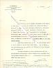 Lettre signée de Francis Ambrière, Prix Goncourt 1940.. Francis AMBRIERE (1907-1998) - Ecrivain français, on lui a rétrospectivement décerné le Prix ...
