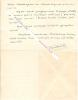 Lettre autographe signée de Francis Ambrière, Prix Goncourt 1940.. Francis AMBRIERE (1907-1998) - Ecrivain français, on lui a rétrospectivement ...