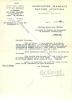 Lettre tapuscrite signée de Pierre Erlanger, Haut fonctionnaire et historien français.. Philippe ERLANGER (1903-1987) - Haut fonctionnaire et ...