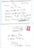 Carte autographe signée de Max Gallo, Historien, romancier, essayiste et homme politique français.. Max GALLO (né en 1932) - Historien, romancier, ...