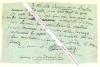 Lettre autographe signée de Louis Antoine de Marchangy, écrivain et avocat + portrait lithographique de l'auteur.. Louis Antoine de MARCHANGY ...