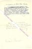 Billet tapuscrit et autographe signé d'Ernest PREVOST, Fondateur de la revue des Poètes.. Ernest PREVOST (1872-19 ?) - Fondateur de la revue des ...