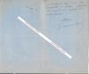 Lettre autographe signée d'Edmond SEE, Auteur dramatique français.. Edmond SEE (1875-1959) - Auteur dramatique français.