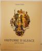 Histoire d'Alsace pour les jeunes. Illustrations de René Kuder.. [KUDER (René)] - SITTLER (Lucien).