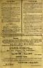 Programme électoral du 8 mai 1898.. HAYARD (Léon), RÉTY (Marius).