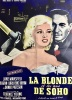 La Blonde et les nus de Soho. (Too Hot To Handle.). YOUNG (Terence), MANSFIELD (Jane).