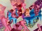 Composition abstraite.. ENU (Henri-Jean).