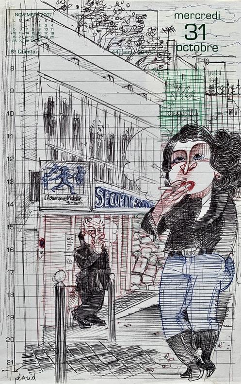 Sécurité sociale.. (GRAPHZINE) PLACID (Jean-François DUVAL, dit).