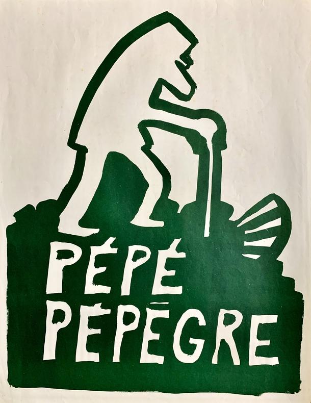 Pépé Pépègre..