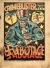Crimebuster in the Touch of the Leper, Sabotage.. Biro (Charles), WOOD (Bob).