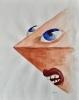 Profil égyptien.. PLACID (Jean-François DUVAL, dit).