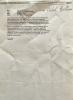 Correspondance d'édition à propos d'un projet de publication en français du premier livre d'Hamony Korine chez Hachette Littératures : A Crack-up at ...