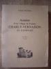 Annales d'un village de France CHARLY-VERNAISON EN LYONNAIS. Volume I : 1150-1610.. VIGNON Louis