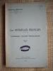 Les anthyllis français. Systematique - anatomie - Pharmacognosie.. SOULAS Edouard