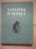 SAISONS D'ALSACE N° 1- 1950.. collectif