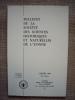 Bulletin de la Société des Sciences Historiques et Naturelles de l'Yonne. Année 1975. 107e volume..