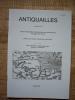 ANTIQUAILLES. Carnet d'information et de recherche micro-historique des pays de L'Yonne. Histoire des familles - histoire des paysages - Toponymie - ...